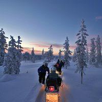 FINNLAND Incentives Abenteuer am Polarkreis