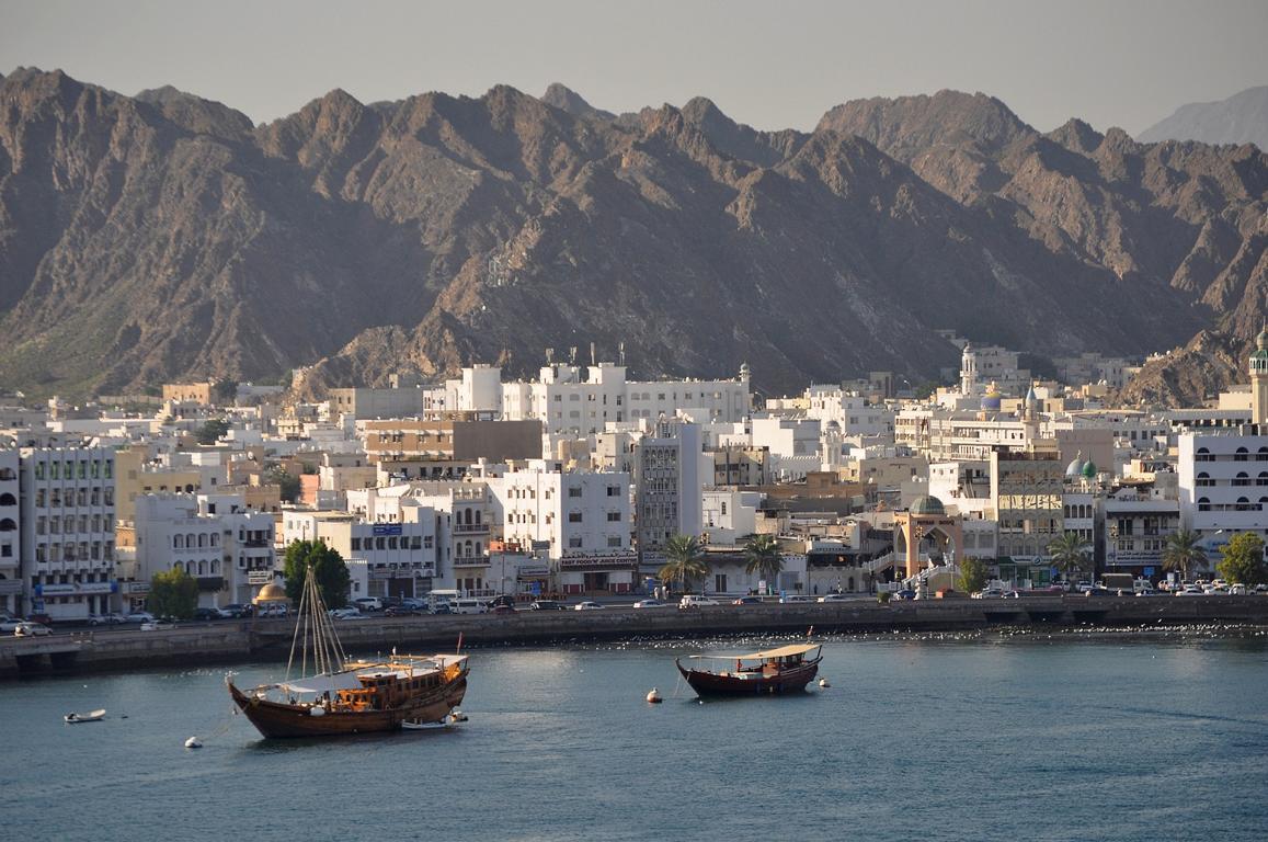 OMAN, ein arabisches Reisemärchen